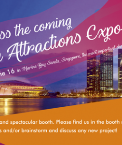 TAA Group at Asian Attractions Expo 2017 in Singapore <br/><span>05/2017</span>