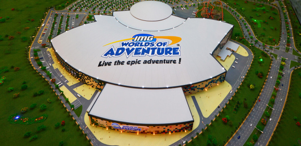 IMG Worlds of Adventure is opened <br/><span>08/2016</span>